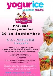 Invitación Inauguración